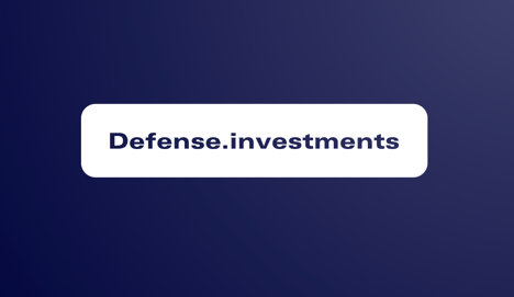 Defense.investments